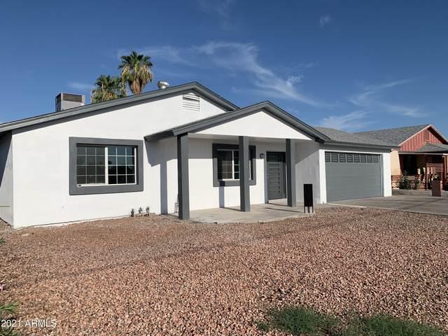2223 N 59TH Avenue, Phoenix, AZ 85035 (MLS #6273008) :: Power Realty Group Model Home Center
