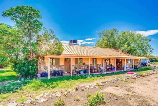 1317 W Eslick Ranch Road, Cochise, AZ 85606 (MLS #6273010) :: Conway Real Estate