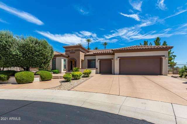 19545 N Copper Canyon Court, Surprise, AZ 85387 (MLS #6273040) :: The Riddle Group