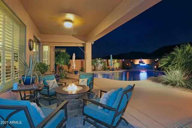 41872 W Monteverde Court, Maricopa, AZ 85138 (MLS #6273044) :: Long Realty West Valley