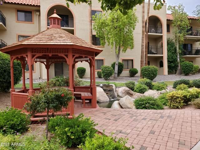 10330 W Thunderbird Boulevard C105, Sun City, AZ 85351 (MLS #6273062) :: Executive Realty Advisors