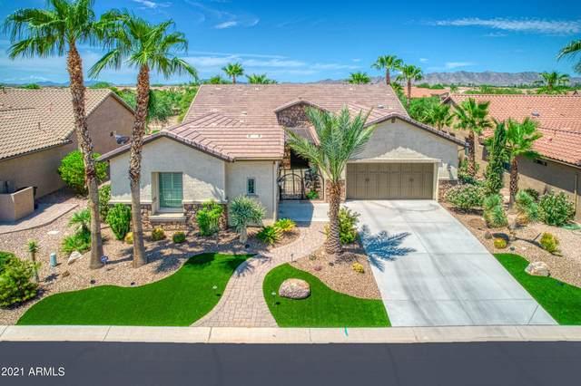 5260 N Scottsdale Road, Eloy, AZ 85131 (MLS #6273087) :: Executive Realty Advisors