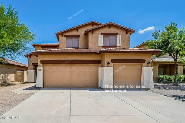 15421 N 172ND Lane, Surprise, AZ 85388 (MLS #6273105) :: Elite Home Advisors