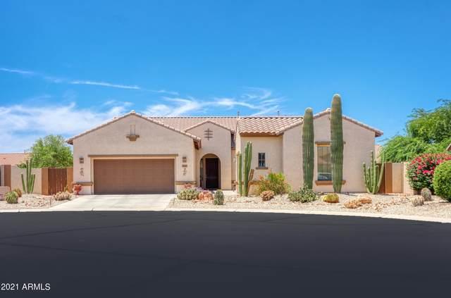 5140 N Blythe Court, Eloy, AZ 85131 (MLS #6273111) :: TIBBS Realty