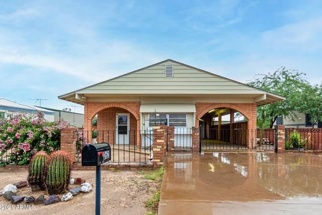 2621 E Siesta Lane, Phoenix, AZ 85050 (MLS #6273112) :: The Laughton Team