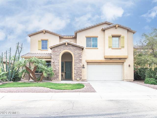 642 E Wiley Way, Casa Grande, AZ 85122 (MLS #6273127) :: Yost Realty Group at RE/MAX Casa Grande