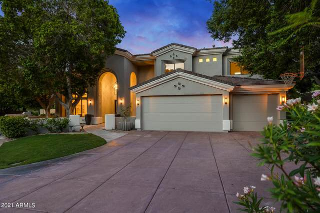 5225 N 63RD Place, Paradise Valley, AZ 85253 (MLS #6273128) :: Power Realty Group Model Home Center