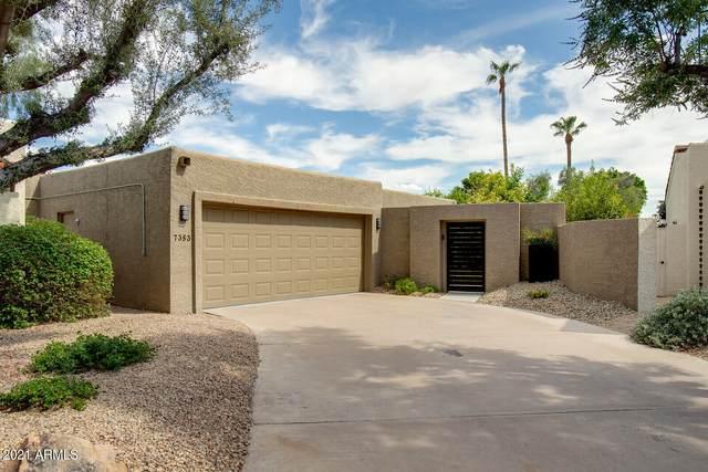 7353 E Solcito Lane, Scottsdale, AZ 85250 (MLS #6273137) :: Power Realty Group Model Home Center