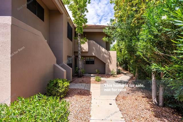 5950 N 78TH Street #230, Scottsdale, AZ 85250 (MLS #6273143) :: Executive Realty Advisors