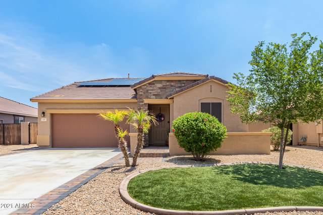 1689 N 160TH Avenue, Goodyear, AZ 85395 (MLS #6273149) :: The Luna Team
