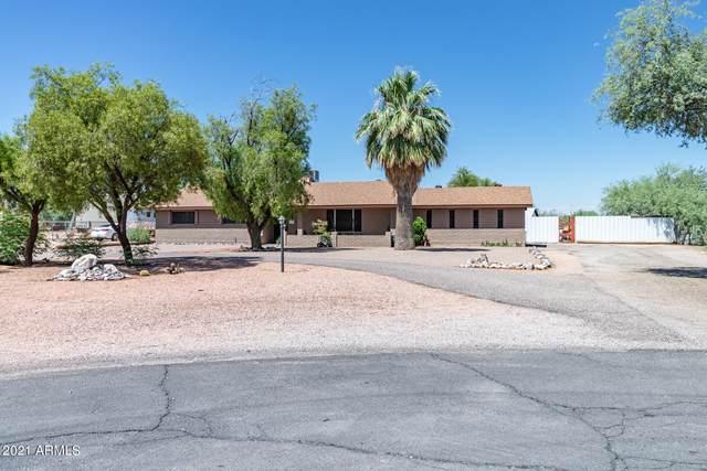 1976 S Calle Media, Casa Grande, AZ 85194 (MLS #6273168) :: Arizona 1 Real Estate Team