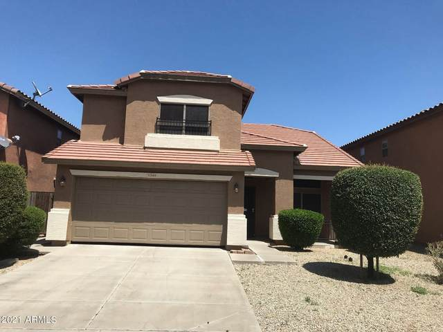 3349 S 98TH Lane, Tolleson, AZ 85353 (MLS #6273202) :: Keller Williams Realty Phoenix