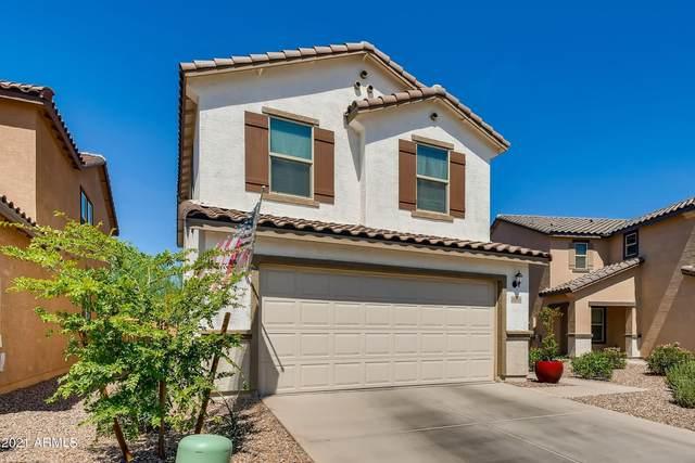 18198 N Christopher Drive, Maricopa, AZ 85138 (MLS #6273207) :: Yost Realty Group at RE/MAX Casa Grande