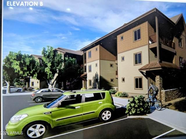 1650 E Ponderosa Parkway #217, Flagstaff, AZ 86001 (MLS #6273209) :: Justin Brown | Venture Real Estate and Investment LLC