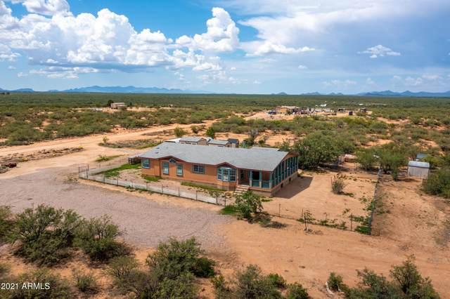9697 E Barataria Boulevard, Sierra Vista, AZ 85650 (MLS #6273223) :: Arizona 1 Real Estate Team