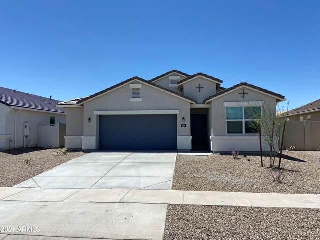 430 N 19TH Place, Coolidge, AZ 85128 (MLS #6273229) :: Power Realty Group Model Home Center