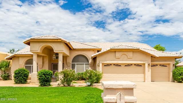 4552 W Soft Wind Drive, Glendale, AZ 85310 (MLS #6273230) :: Jonny West Real Estate