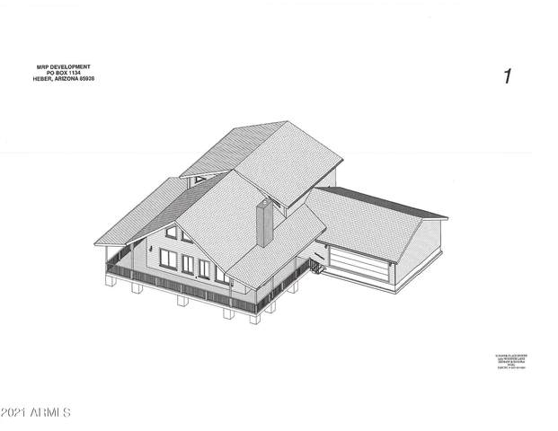 1538 Mainline Road, Heber, AZ 85928 (MLS #6273244) :: Arizona 1 Real Estate Team