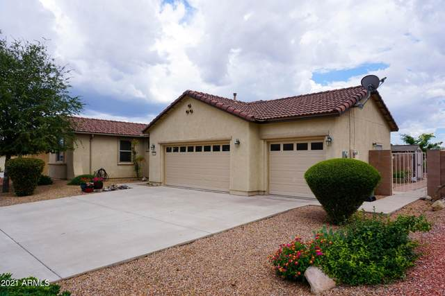 1858 Prairie Grass Drive, Sierra Vista, AZ 85635 (#6273246) :: The Josh Berkley Team