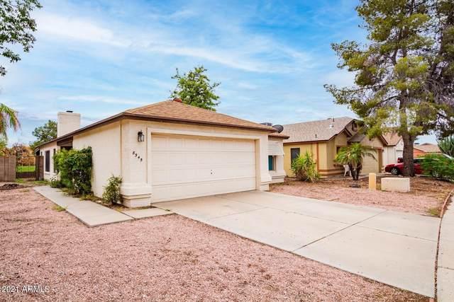8545 N 108TH Lane, Peoria, AZ 85345 (MLS #6273261) :: Power Realty Group Model Home Center