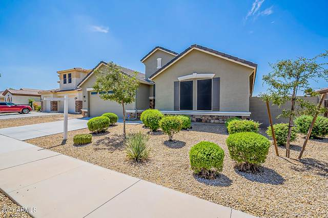 16359 W Mesquite Drive, Goodyear, AZ 85338 (MLS #6273266) :: Yost Realty Group at RE/MAX Casa Grande