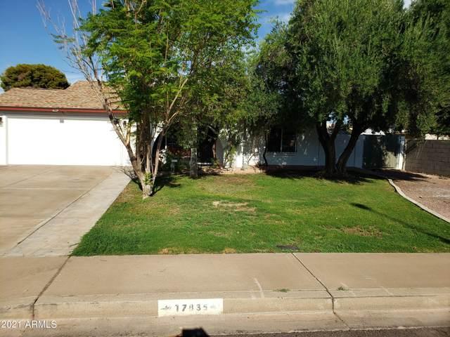17835 N 39TH Avenue, Glendale, AZ 85308 (MLS #6273268) :: Executive Realty Advisors
