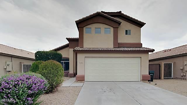 2626 S 81ST Lane, Phoenix, AZ 85043 (MLS #6273280) :: The Riddle Group