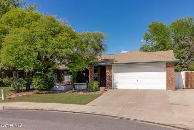 1161 N La Arboleta Street, Gilbert, AZ 85234 (MLS #6273282) :: Yost Realty Group at RE/MAX Casa Grande