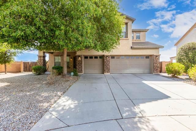3489 N 301ST Drive, Buckeye, AZ 85396 (MLS #6273290) :: Yost Realty Group at RE/MAX Casa Grande