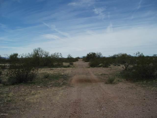 33701 W Smokehouse Trail, Unincorporated County, AZ 85361 (MLS #6273300) :: The Luna Team