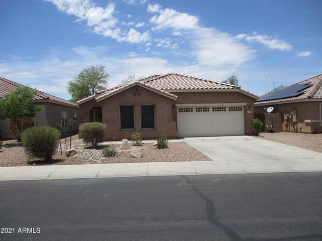 1793 N Greenway Lane, Casa Grande, AZ 85122 (MLS #6273317) :: Arizona 1 Real Estate Team