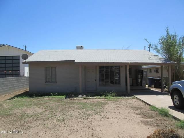 421 W 5TH Street, Tempe, AZ 85281 (MLS #6273322) :: The Laughton Team
