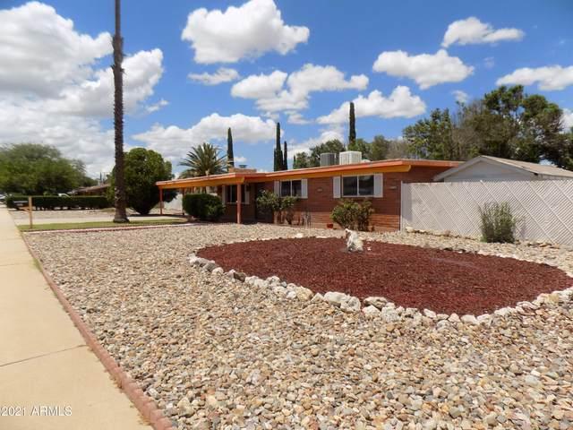2801 Meadowlark Drive, Sierra Vista, AZ 85635 (MLS #6273330) :: Arizona 1 Real Estate Team