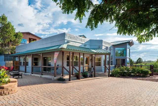 395 View Drive Lot 45, Sedona, AZ 86336 (MLS #6273343) :: Arizona 1 Real Estate Team
