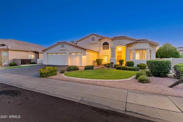 20806 N 52ND Avenue, Glendale, AZ 85308 (MLS #6273344) :: Elite Home Advisors