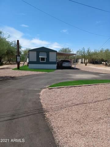 1520 N Desert View Drive, Apache Junction, AZ 85120 (MLS #6273347) :: Power Realty Group Model Home Center
