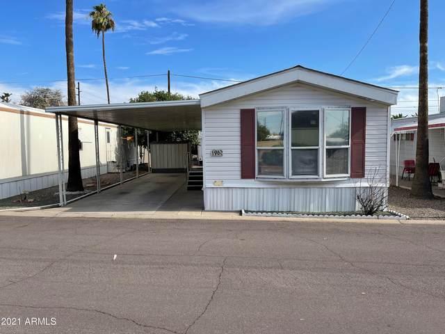 530 S Alma School Road #96, Mesa, AZ 85210 (MLS #6273356) :: Arizona 1 Real Estate Team