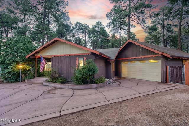 820 N Ponderosa Circle, Payson, AZ 85541 (MLS #6273369) :: Arizona 1 Real Estate Team
