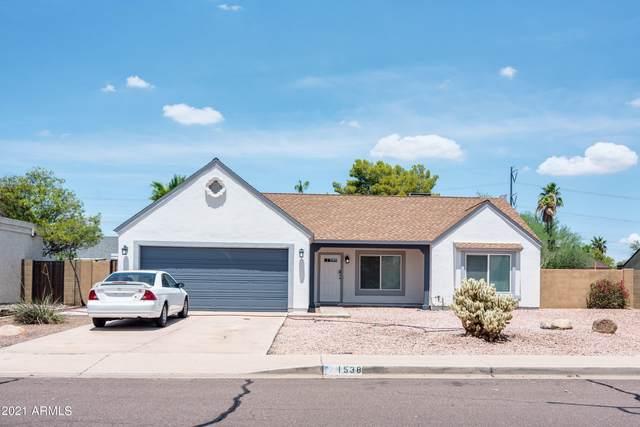 1538 E Dava Drive, Tempe, AZ 85283 (MLS #6273373) :: The Laughton Team