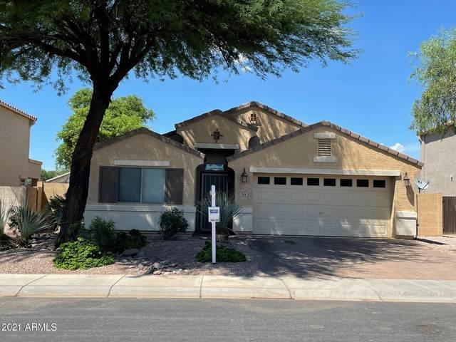 1366 E Prickly Pear Drive, Casa Grande, AZ 85122 (MLS #6273375) :: Arizona 1 Real Estate Team