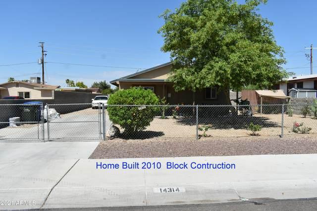 14314 N El Mirage Road, El Mirage, AZ 85335 (MLS #6273398) :: Power Realty Group Model Home Center