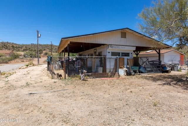 32455 S Lisa Drive, Black Canyon City, AZ 85324 (MLS #6273401) :: The Daniel Montez Real Estate Group