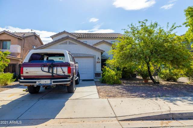 443 N 10TH Place, Coolidge, AZ 85128 (MLS #6273411) :: Power Realty Group Model Home Center