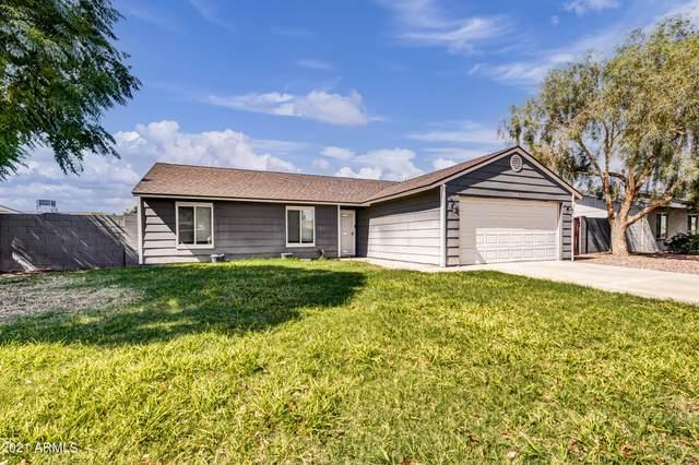 2118 W Erie Street, Chandler, AZ 85224 (MLS #6273413) :: Power Realty Group Model Home Center