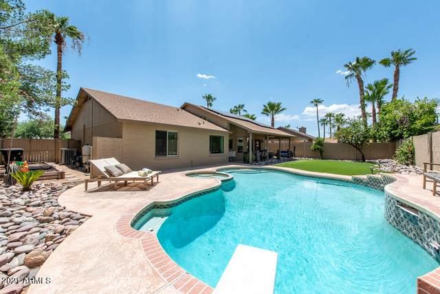 9084 E Friess Drive, Scottsdale, AZ 85260 (MLS #6273432) :: Arizona 1 Real Estate Team