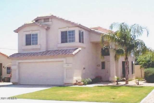 899 E Saragosa Street, Chandler, AZ 85225 (MLS #6273436) :: Long Realty West Valley