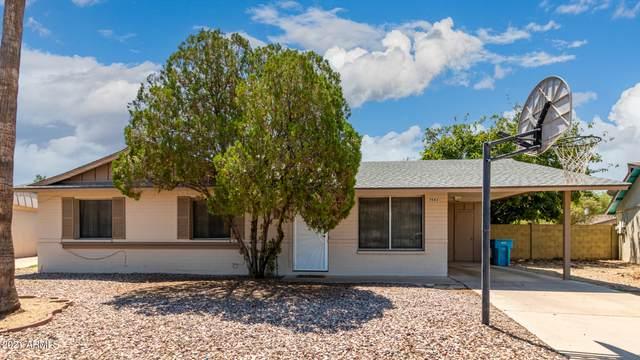 3543 W Lupine Avenue, Phoenix, AZ 85029 (MLS #6273437) :: Executive Realty Advisors
