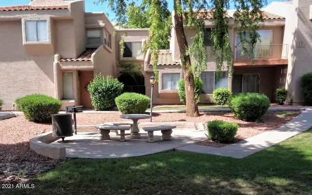 2834 S Extension Road #1048, Mesa, AZ 85210 (MLS #6273440) :: Executive Realty Advisors