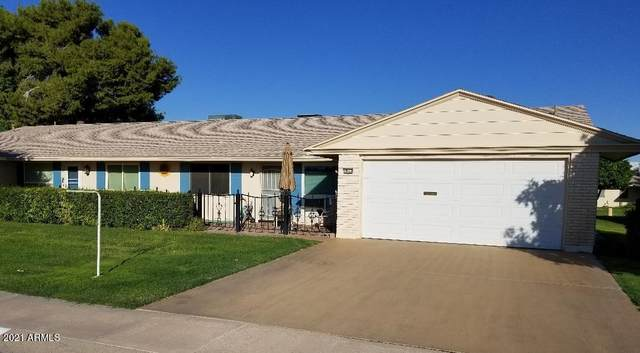 10423 W Kingswood Circle, Sun City, AZ 85351 (MLS #6273446) :: Executive Realty Advisors
