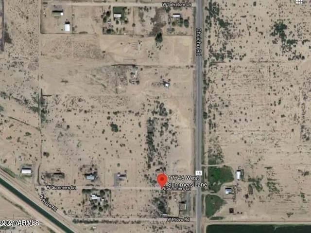 0 W Summers Lane, Casa Grande, AZ 85193 (MLS #6273458) :: Yost Realty Group at RE/MAX Casa Grande